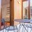 Balkon teras mobilya ile