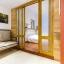 Flur und Schlafzimmer