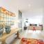 Sála a obývacia izba