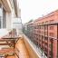 Tablo ile balkon
