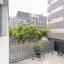 Mostra de balcó cobert