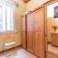 Soveværelse med garderobeskabe