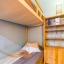 Twin bed gebied