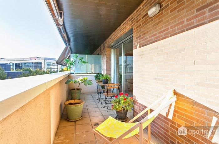 Terras-balkon