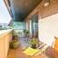 Terrass balkong