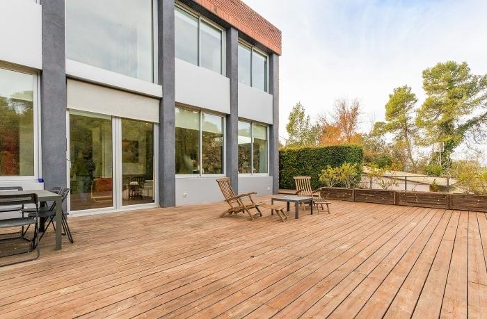 Terrasse-deck