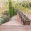 Treppe Außenbereich zu senken