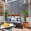 Balkon møbler