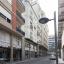 L'edificio e la strada