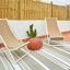 屋上の家具