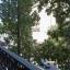 Balkon mit Blick auf