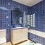 Badeværelse med badekar