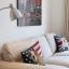 Divano del soggiorno
