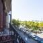 Udsigt fra balkon