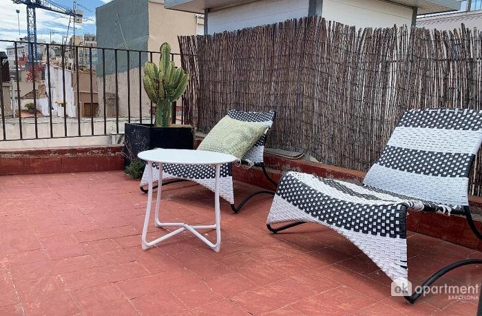 Mobles terrassa