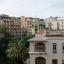 Balkon med udsigt