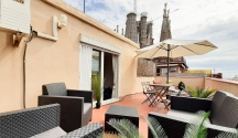 Sagrada Familia Terrace