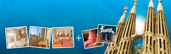 Win een weekend voor 2 personen in Barcelona!