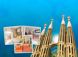 Vinci un weekend a Barcellona per 2 persone!
